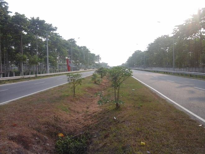To Medan City