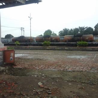 Medan - Stasiun Pulo Brayan (10)