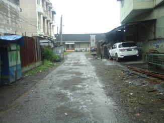 Medan - Stasiun Pulo Brayan (3)