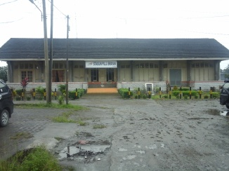 Medan - Stasiun Pulo Brayan (4)