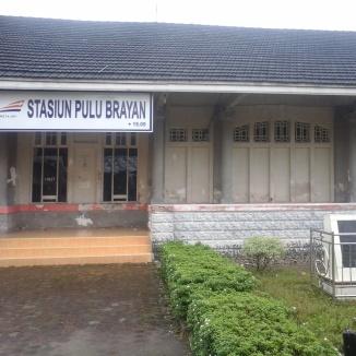Medan - Stasiun Pulo Brayan (5)