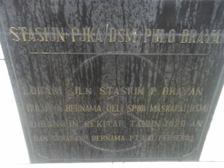 Medan - Stasiun Pulo Brayan (6)