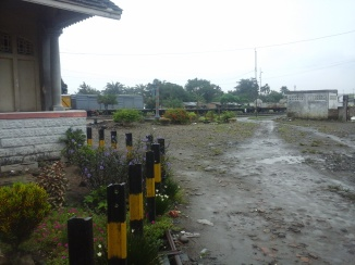 Medan - Stasiun Pulo Brayan (9)